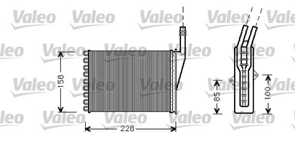 Système de chauffage - VALEO - 812287