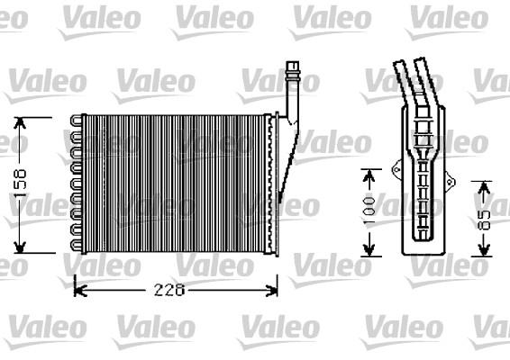 Système de chauffage - VALEO - 812288