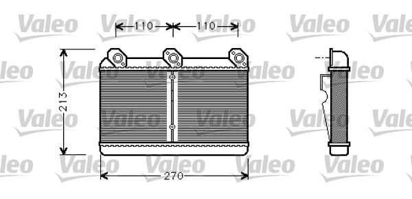 Système de chauffage - VALEO - 812294