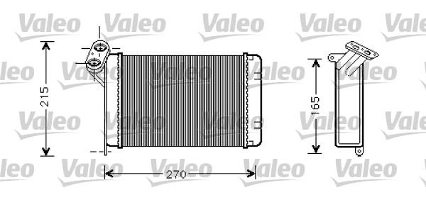 Système de chauffage - VALEO - 812296