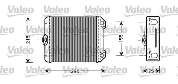Système de chauffage - VALEO - 812299
