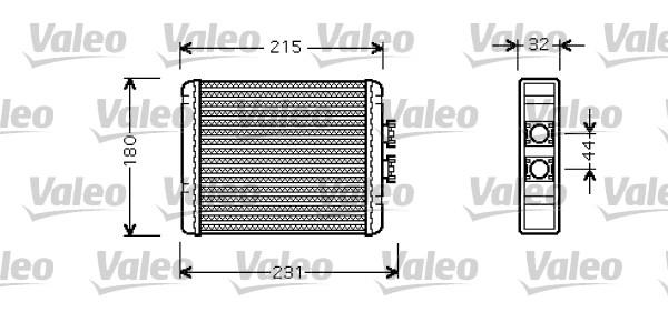 Système de chauffage - VALEO - 812319