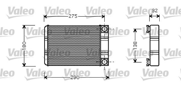 Système de chauffage - VALEO - 812321