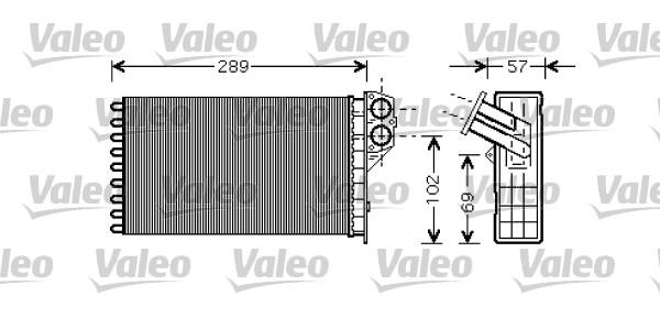 Système de chauffage - VALEO - 812322