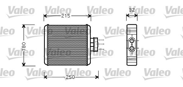 Système de chauffage - VALEO - 812323