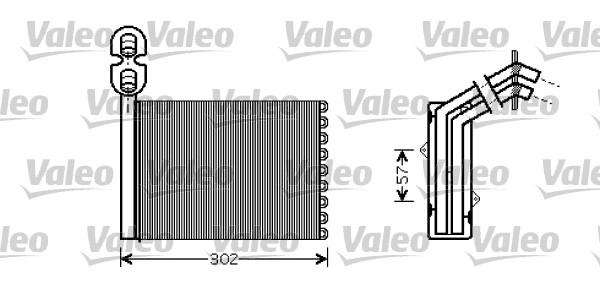 Système de chauffage - VALEO - 812324