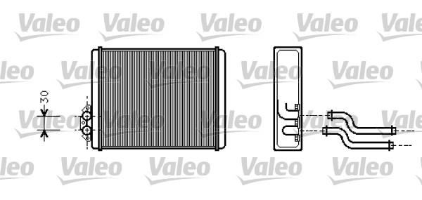 Système de chauffage - VALEO - 812326