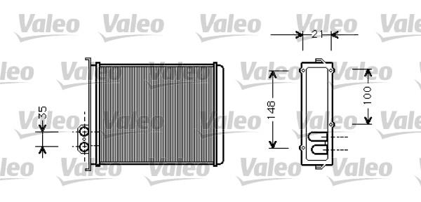 Système de chauffage - VALEO - 812327