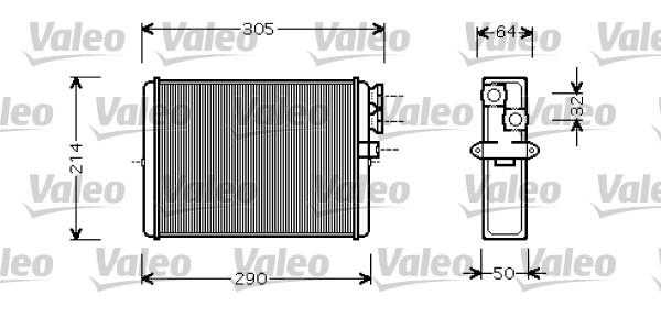 Système de chauffage - VALEO - 812328