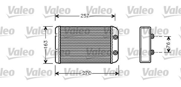 Système de chauffage - VALEO - 812329