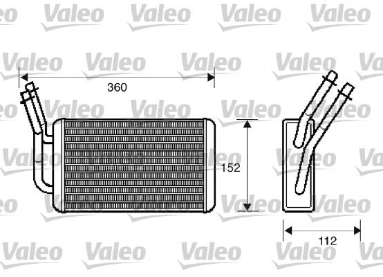 Système de chauffage - VALEO - 812332
