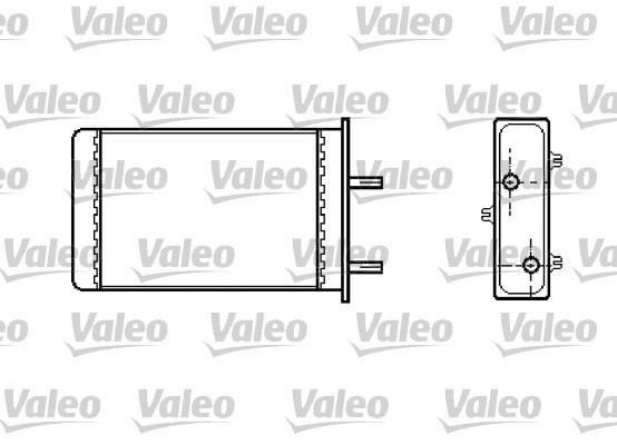 Système de chauffage - VALEO - 812334