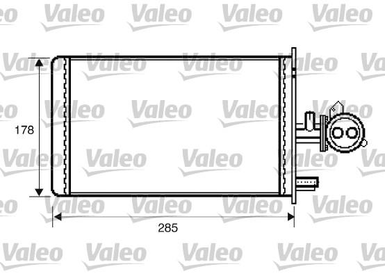 Système de chauffage - VALEO - 812337