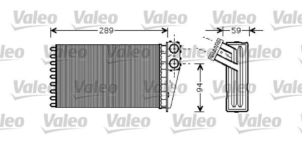 Système de chauffage - VALEO - 812338