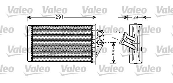 Système de chauffage - VALEO - 812339