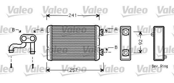 Système de chauffage - VALEO - 812360