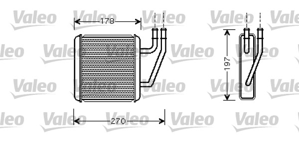 Système de chauffage - VALEO - 812361