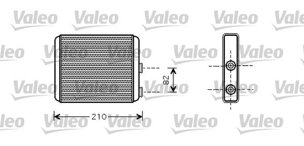Système de chauffage - VALEO - 812363