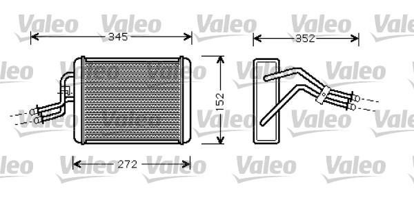 Système de chauffage - VALEO - 812364
