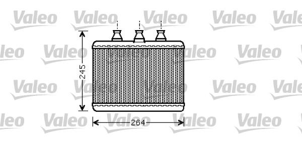 Système de chauffage - VALEO - 812365