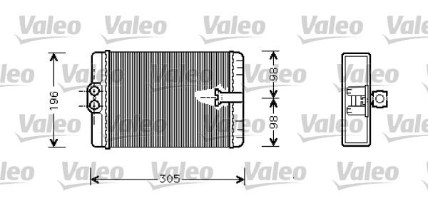 Système de chauffage - VALEO - 812366