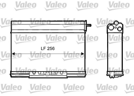 Système de chauffage - VALEO - 812401
