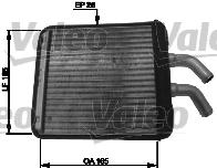 Système de chauffage - VALEO - 812410