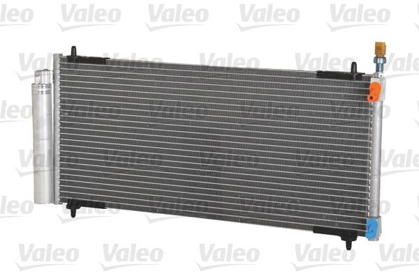 Condenseur, climatisation - VALEO - 814173