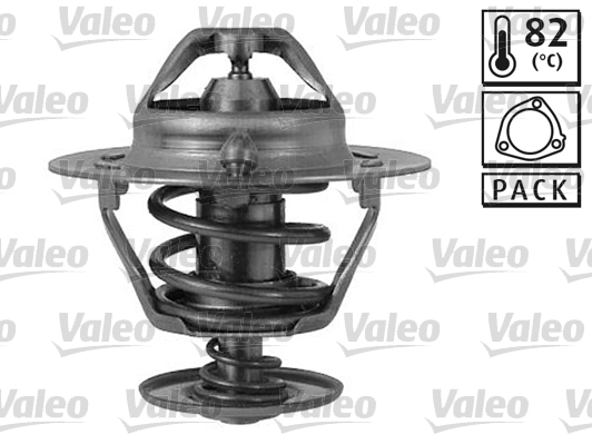 Thermostat d'eau - VALEO - 820193