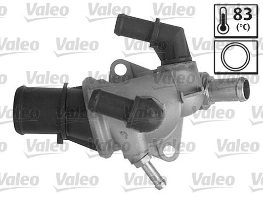 Thermostat d'eau - VALEO - 820404