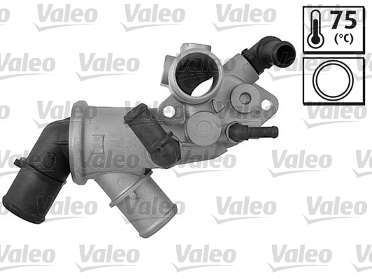 Thermostat d'eau - VALEO - 820451
