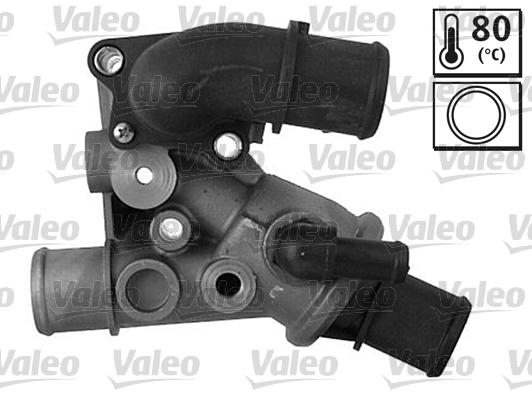Thermostat d'eau - VALEO - 820459