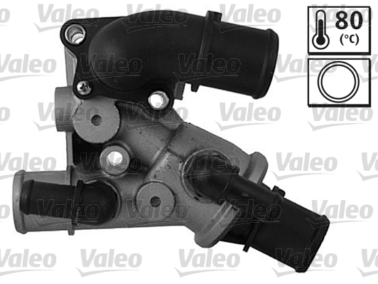 Thermostat d'eau - VALEO - 820464