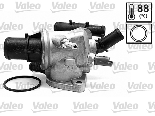 Thermostat d'eau - VALEO - 820468