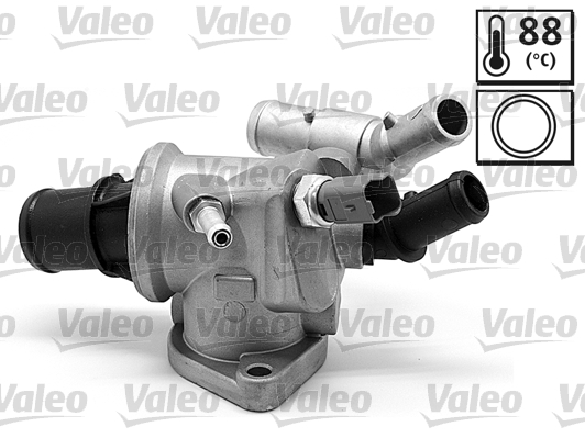Thermostat d'eau - VALEO - 820588