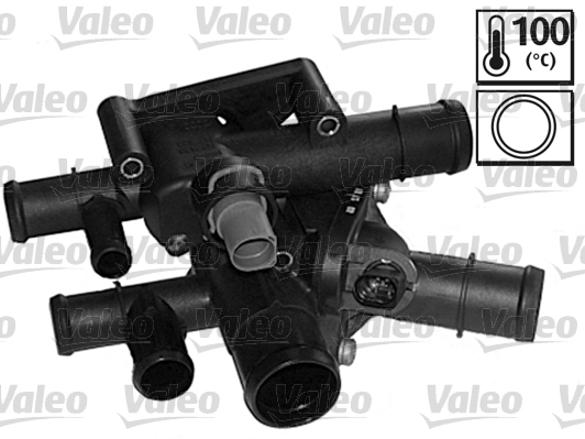 Thermostat d'eau - VALEO - 820959