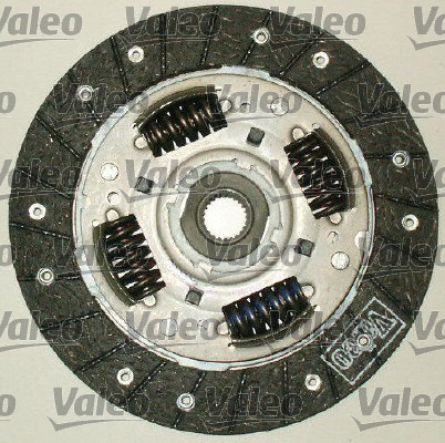Kit d'embrayage - VALEO - 821092
