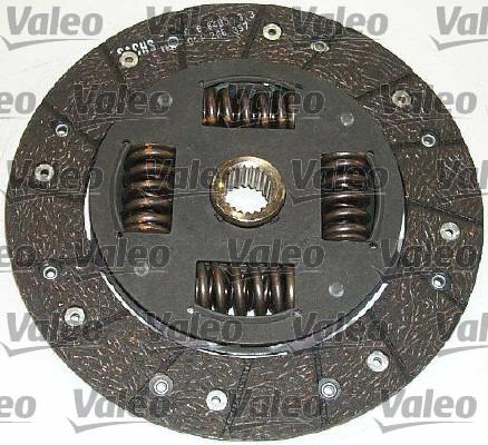 Kit d'embrayage - VALEO - 821180