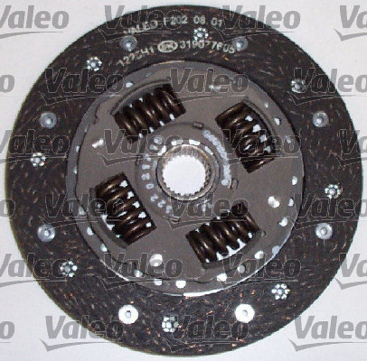Kit d'embrayage - VALEO - 821222