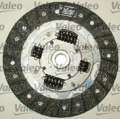 Kit d'embrayage - VALEO - 821279