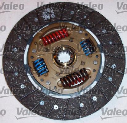 Kit d'embrayage - VALEO - 821434
