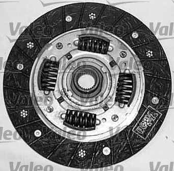 Kit d'embrayage - VALEO - 821445