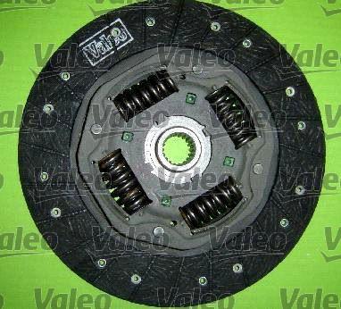 Kit d'embrayage - VALEO - 821464