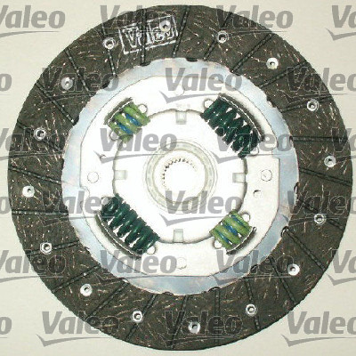 Kit d'embrayage - VALEO - 821499