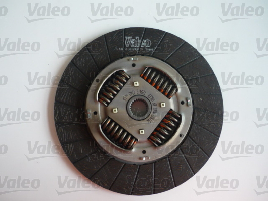 Kit d'embrayage - VALEO - 826801