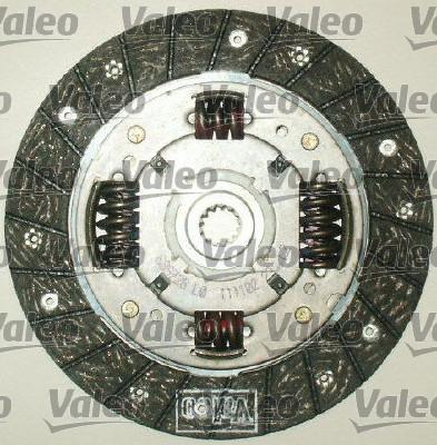 Kit d'embrayage - VALEO - 826219