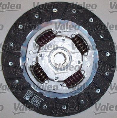 Kit d'embrayage - VALEO - 826308
