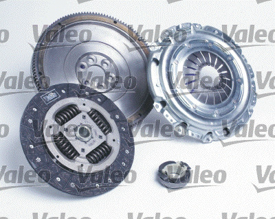 Kit d'embrayage - VALEO - 826317