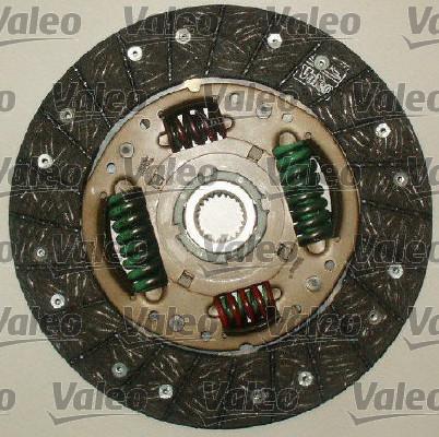 Kit d'embrayage - VALEO - 826332