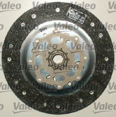Kit d'embrayage - VALEO - 826352